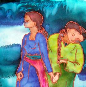 1-Bilhah and Zilpah