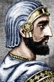 Roman commander Claudius (2)