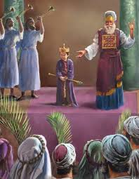 Athaliah, Female Ruler of Judah   Bible Characters