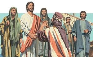 Jairus and Jesus