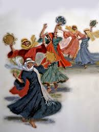 Ezekiel's prophetesses