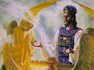 Jeshua, before angel of God
