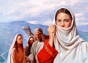 Rebekah, Isaac's wife