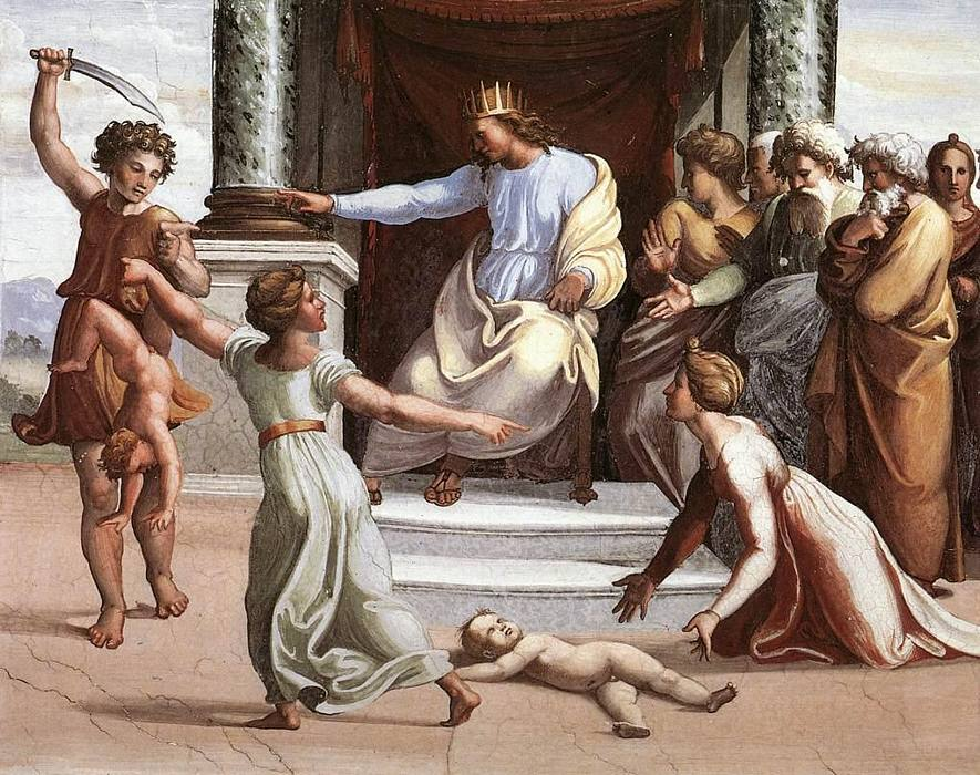 Image result for 2 prostitutes and solomon
